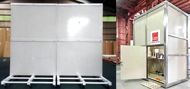 非鉛系放射線遮蔽素材【SMC CladMaster®】