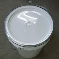 放射線遮蔽機能付き簡易保管容器